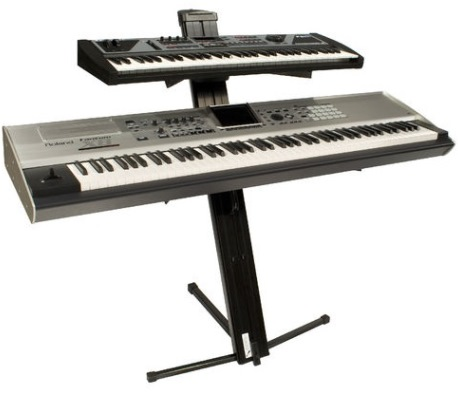 2 Tier Keyboard Stand Reviews
