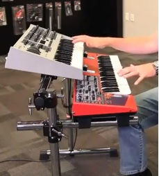 2 Tier Keyboard Stand Reviews Keytarhq Music Gear Reviews