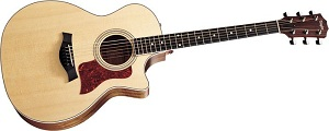6 string acoustic electric guitar