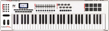 61 key midi keyboard controller