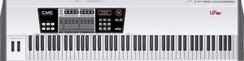 88 key midi piano keyboard