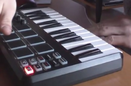 buy Akai Pro MPK Mini MKII 25 Key USB Controller