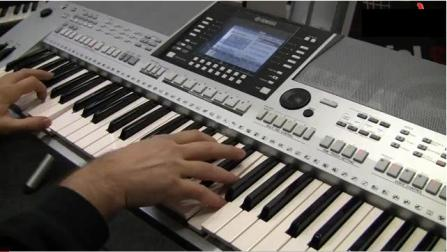 Arranger Electronic Keyboard