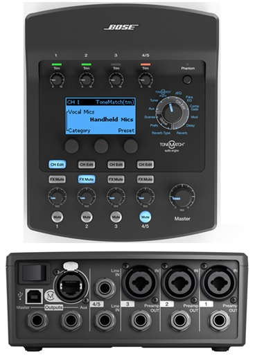 bose t1 tonematch audio engine and mixer keytarhq music gear reviews. Black Bedroom Furniture Sets. Home Design Ideas