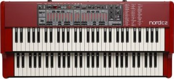 Clavia Nord Electric Keyboard Organ, Electronic Keyboard Organ