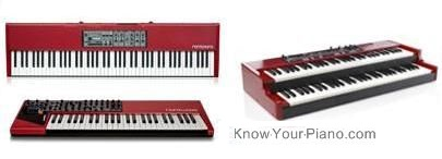 Clavia Nord Keyboard / Piano