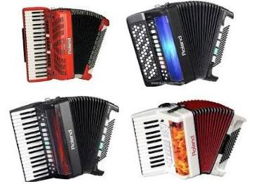 Digital Piano Button Accordion