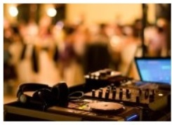 Disc Jockey Equipment