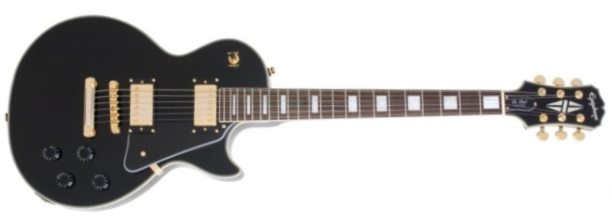 Review of Epiphone Les Paul Custom Pro Electric Guitar