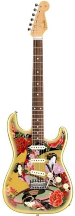 Fender custom Guitar