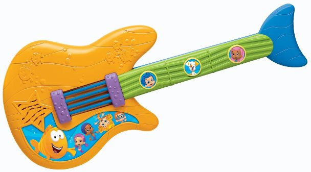 Fisher-Price Nickelodeon Bubble Guppies: Fin-Tastic Guitar