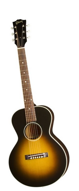 gibson arlo guthrie lg-2 3/4 size-acoustic-guitar