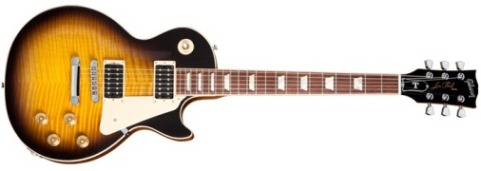 Gibsons Electric Guitars