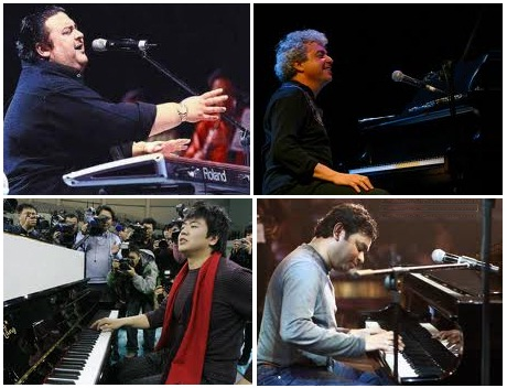 greatest contemporary pianists and keyboard players