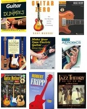 Best Guitar Learning & Playing Books