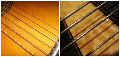 Guitar String Types