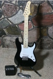 Half Size Electric Guitar