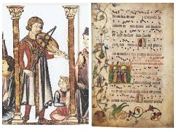 How Sheet Music Survived the Middle Ages