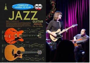 How to Play Jazz Guitar: Easy jazz guitar lessons | KeytarHQ