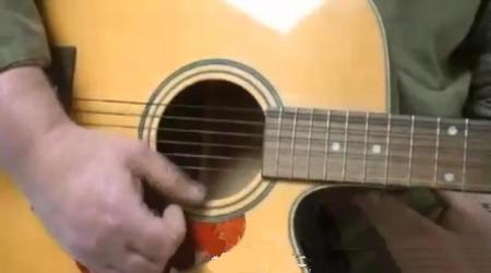 how to play guitar strumming