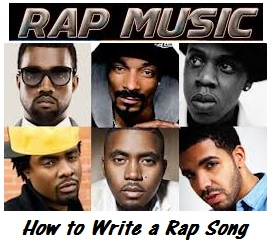 how to write a good rap song This tutorial explains how to write better rap lyrics how to rap part 4: how to write great rap lyrics a good example of the emotional component that.