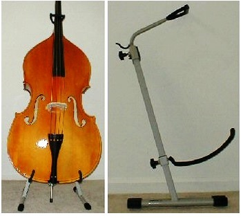 Ingles Adjustable Cello and Bass Stand Review | Keyboards, Guitars ...