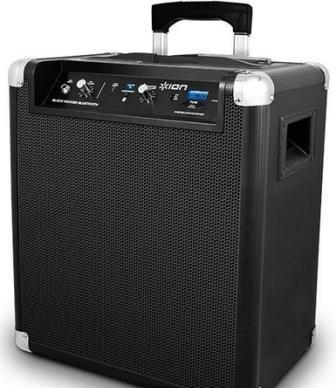 Ion Audio IPA56D Block Rocker Portable Bluetooth Speaker System