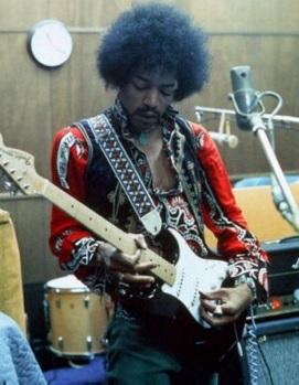 a biography of jimi hendrix an american guitarist and singer Leon hendrix (born january 13, 1948) is the brother of late american rock guitarist and singer jimi hendrix he is an artist, songwriter and guitarist who began playing the guitar later in life and has released several albums.