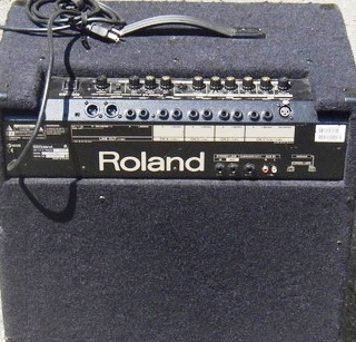 Keyboard Amplifier