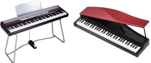 buying piano, buying electronic keyboard