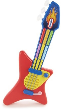 Little Tikes Pop Tunes Big Rocker Guitar