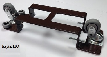 Melody Cradle Upright Piano Dolly
