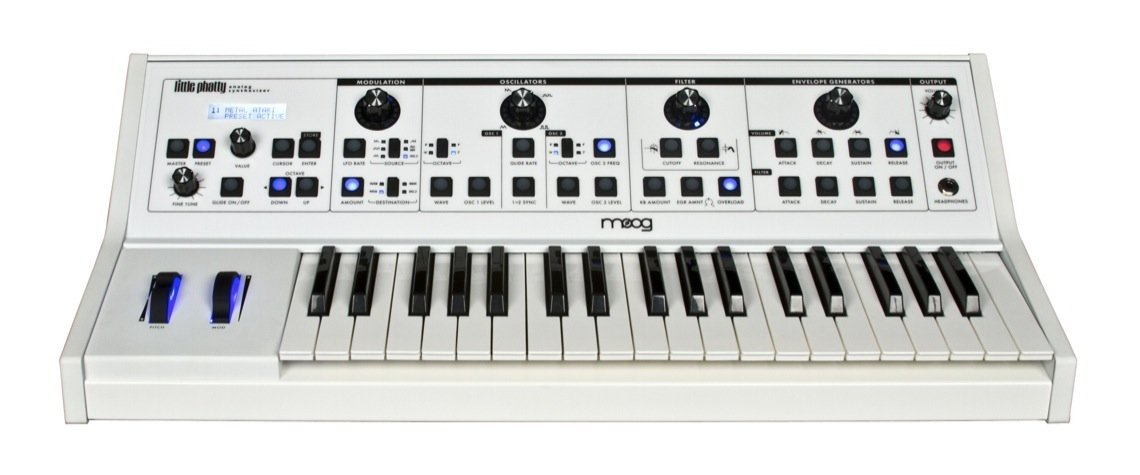 Moog Little Phatty II Stage