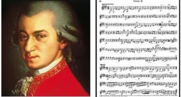 Mozart Piano Music