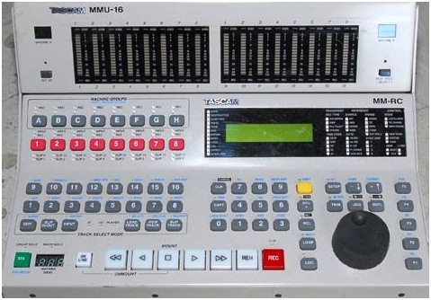 multi track recorder