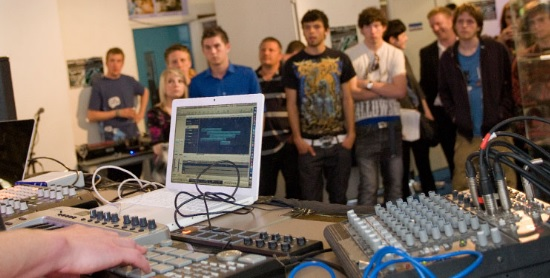 Music Producer: Music, Audio, Sound schools