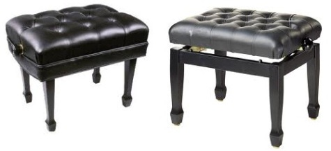 jansen piano bench cushions