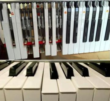Piano Keyboard Keys Repair