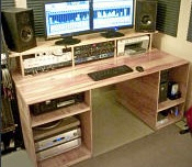 Recording Studio Desks
