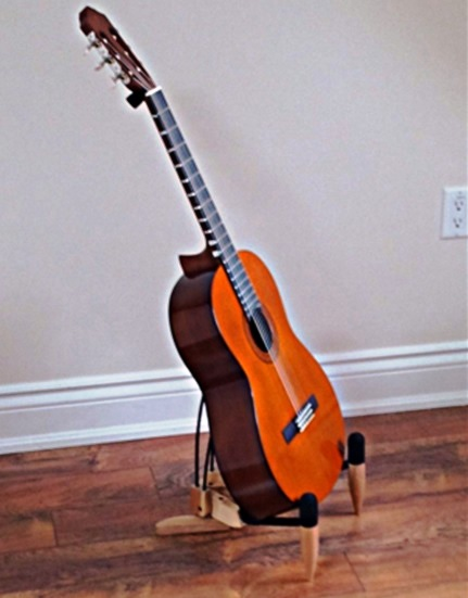 Stageline GS550A Wooden Guitar Stand