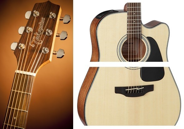 Takamine GD30CE-NAT Review
