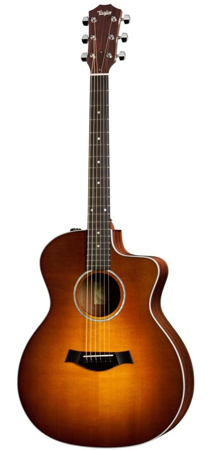 Taylor 214ce Acoustic-Electric Guitar with Gig Bag