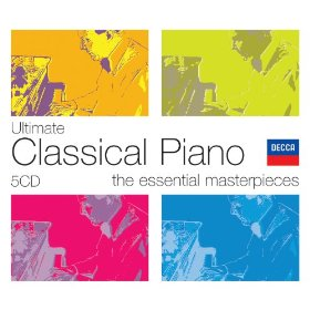 ultimate piano classics