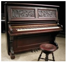 acoustic pianos piano with unmatched sound and feel. Black Bedroom Furniture Sets. Home Design Ideas