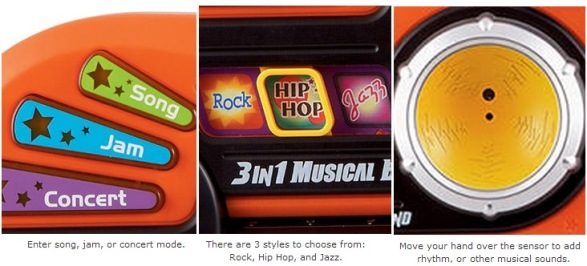 Vtech 3-in-1 Musical Band