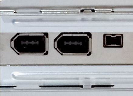 What is Firewire 800