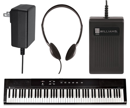 Williams ESS1 Essentials Pack for Allegro 2 Digital Piano