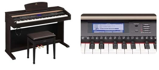 Yamaha ARIUS YDP-V240 Digital Piano