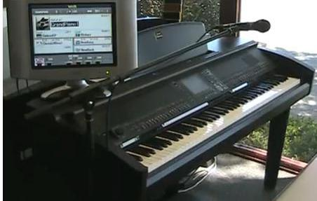 Yamaha Clavinova Digital Piano Review