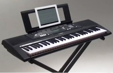 Yamaha EZ lighted keyboards